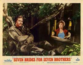 Seven Brides for Seven Brothers - 11 x 14 Movie Poster - Style C