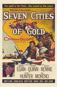 Seven Cities of Gold - 27 x 40 Movie Poster - Style A