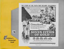 Seven Cities of Gold - 11 x 14 Movie Poster - Style A