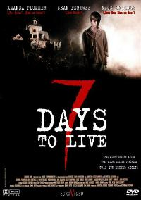 Seven Days to Live - 11 x 17 Movie Poster - German Style A