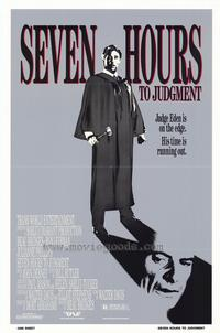 Seven Hours to Judgment - 27 x 40 Movie Poster - Style A
