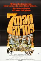 Seven Man Army - 11 x 17 Movie Poster - Style A