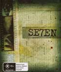 Seven - 11 x 17 Movie Poster - Australian Style A