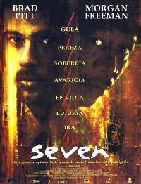 Seven - 27 x 40 Movie Poster - Spanish Style A