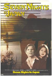 Seven Nights in Japan - 27 x 40 Movie Poster - Style A