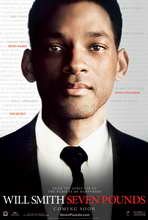 Seven Pounds - 27 x 40 Movie Poster - Style A