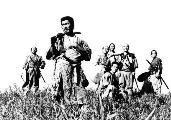 Seven Samurai - 8 x 10 B&W Photo #1
