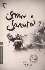 Seven Samurai - 11 x 17 Movie Poster - Style H