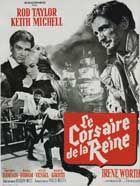 Seven Seas to Calais - 11 x 17 Movie Poster - French Style A