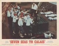 Seven Seas to Calais - 11 x 14 Movie Poster - Style D