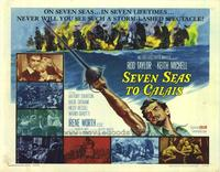 Seven Seas to Calais - 11 x 14 Movie Poster - Style B