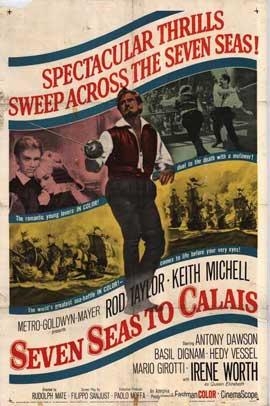 Seven Seas to Calais - 11 x 17 Movie Poster - Style A