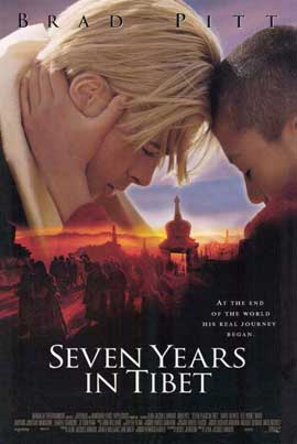 Seven Years in Tibet - 11 x 17 Movie Poster - Style A