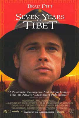 Seven Years in Tibet - 11 x 17 Movie Poster - Style C