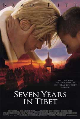 Seven Years in Tibet - 27 x 40 Movie Poster - Style A