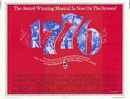 Seventeen Seventy-Six - 11 x 14 Movie Poster - Style I