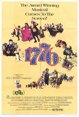 Seventeen Seventy-Six - 27 x 40 Movie Poster - Style A