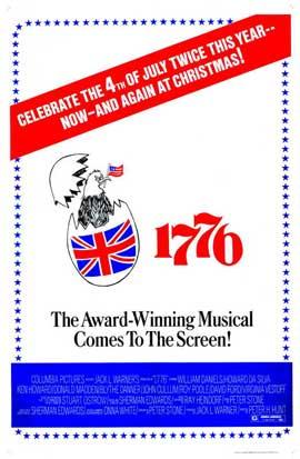 Seventeen Seventy-Six - 11 x 17 Movie Poster - Style C