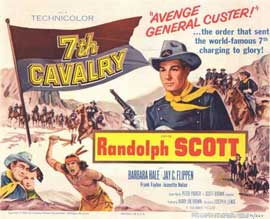 Seventh Cavalry - 11 x 14 Movie Poster - Style A