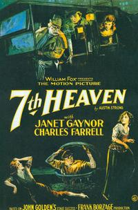 Seventh Heaven - 11 x 17 Movie Poster - Style A