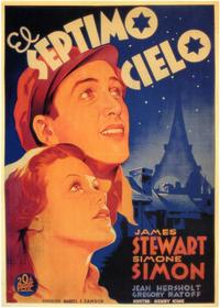 Seventh Heaven - 27 x 40 Movie Poster - Spanish Style A