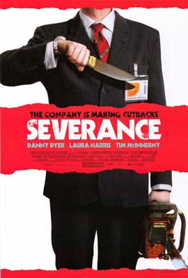 Severance - 11 x 17 Movie Poster - Style A