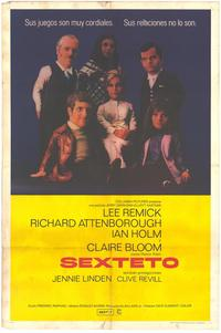 Severed Head - 27 x 40 Movie Poster - Spanish Style A