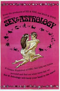 Sex and Astrology - 11 x 17 Movie Poster - Style A