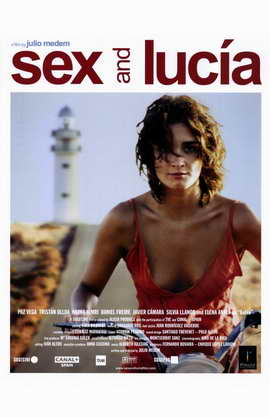 Sex and Lucia - 11 x 17 Movie Poster - Style A