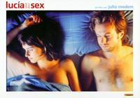 Sex and Lucia - 11 x 14 Movie Poster - Style E