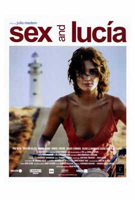 Sex and Lucia - 27 x 40 Movie Poster - Style A