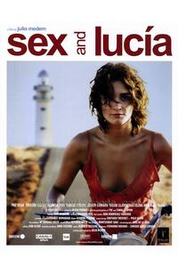 Sex and Lucia - 43 x 62 Movie Poster - Bus Shelter Style A