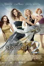 Sex and The City 2 - 27 x 40 Movie Poster - Style D