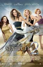 Sex and The City 2 - 11 x 17 Movie Poster - Style A - Double Sided