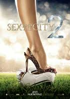 Sex and The City 2 - 11 x 17 Movie Poster - German Style B