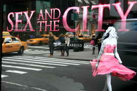 Sex and The City 2 - 11 x 17 Movie Poster - Style C