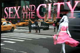 Sex and The City 2 - 27 x 40 Movie Poster - Style C