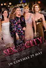 Sex and The City: The Movie - 11 x 17 Movie Poster - Style C