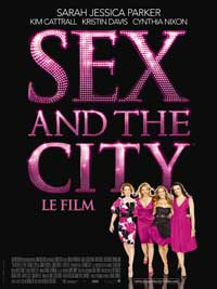 Sex and The City: The Movie - 43 x 62 Movie Poster - French Style A