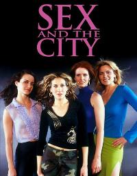 Sex and the City (TV) - 11 x 17 TV Poster - Style I