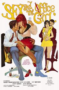 Sex and the Office Girl - 11 x 17 Movie Poster - Style A