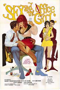 Sex and the Office Girl - 27 x 40 Movie Poster - Style A