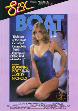 Sex Boat - 11 x 17 Movie Poster - Style A