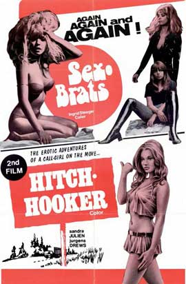 Sex Brats - 11 x 17 Movie Poster - Style A