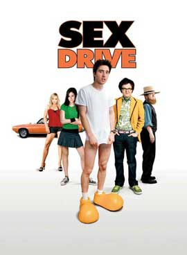 Sex Drive - 11 x 17 Movie Poster - Style C