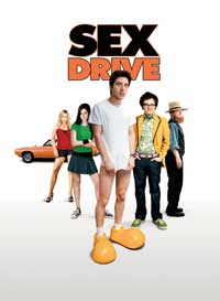 Sex Drive - 43 x 62 Movie Poster - Bus Shelter Style C
