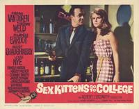 Sex Kittens Go to College - 11 x 14 Movie Poster - Style A