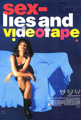 Sex, Lies and Videotape - 11 x 17 Movie Poster - Style C