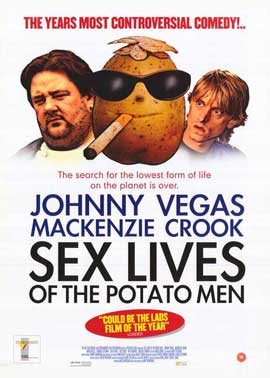 Sex Lives of the Potato Men - 11 x 17 Movie Poster - Style A