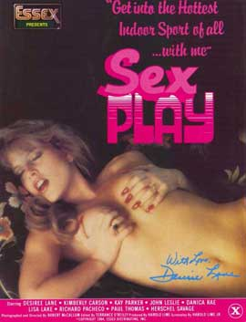 Sex Play - 11 x 17 Movie Poster - Style A